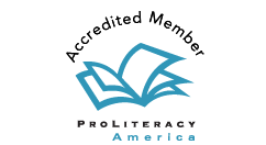 Accredited Member ProLiteracy America